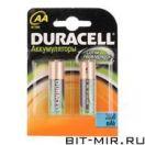 Аккумулятор Duracell 2650  AA 2шт.