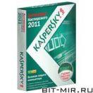 Антивирус Антивирус Kaspersky Anti-Virus 2011 на 2ПК на 1 год