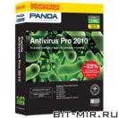Антивирус Антивирус Panda Antivirus Pro 2010 1ПК на 1 год