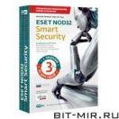 Антивирус Антивирусы NOD32 Smart Security 1ПК/1г