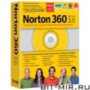 Антивирус Медиа Norton 360 3.0 RU 3ПК