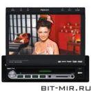 Автомобильная магнитола с DVD + монитор Prology MDD-714