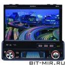 Автомобильная магнитола с DVD + монитор Supra SWM-770