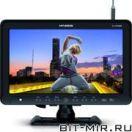 Автомобильный ЖК-телевизор Hyundai H-LCD900 Black