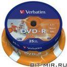 DVD-R диск Verbatim 43538