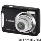 Фотоаппарат цифровой 10 Мпикс Canon Powershot  A480 Black