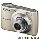 Фотоаппарат цифровой 8 Мпикс Nikon Coolpix L21 Brown