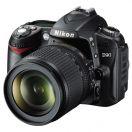 Фотоаппарат цифровой зеркальный Nikon D90 + AF-S DX 18-10...