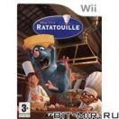 Игровой диск для Nintendo WII Детские Рататуй англ.вер/рус.док.