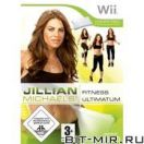 Игровой диск для Nintendo WII Медиа Jillian Michaels Fitness Ultimatum 2009
