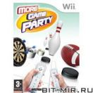 Игровой диск для Nintendo WII Медиа More Game Party