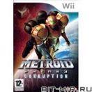 Игровой диск для Nintendo WII Sunpak Metroid Prim-3 Corruption