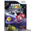 Игровой диск для Nintendo WII Sunpak Super Mario Galaxy. Рус.д