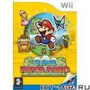 Игровой диск для Nintendo WII Sunpak Super Paper Mario