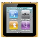 Плеер MP3 Flash iPod Nano Apple MC697QB/A 16Gb Orange