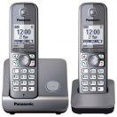 Телефон DECT Panasonic KX-TG6712RUM