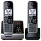 Телефон DECT Panasonic KX-TG6722RUB